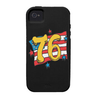 1776 iPhone 4/4S COVERS
