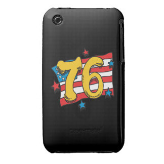 1776 iPhone 3 COVER