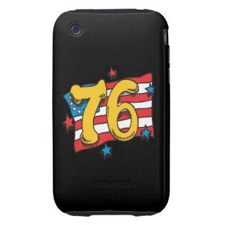 1776 iPhone 3 TOUGH CASES