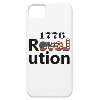 "1776 ""Love USA"" Revolution iPhone 5 Covers"