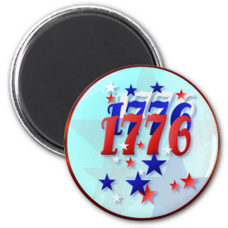 1776 Magnets