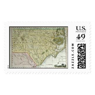 1779 North Carolina Postage