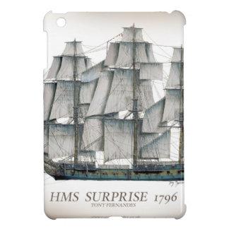 1796 HMS Surprise aged iPad Mini Cases