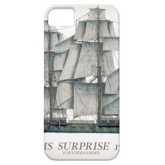 1796 HMS Surprise aged iPhone 5 Case