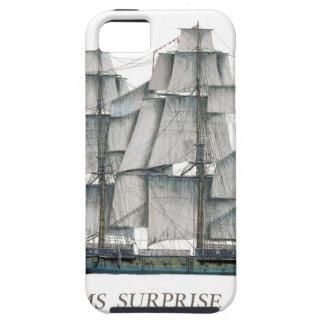 1796 HMS Surprise art Case For The iPhone 5