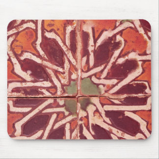 17:Isnik Tile, 16th century Mouse Pad