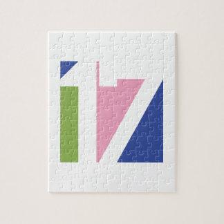 17 JIGSAW PUZZLE