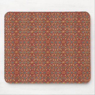 17th Century India Textile Pattern Mousepad