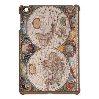 17th Century original World Map1600s iPad Mini Cases