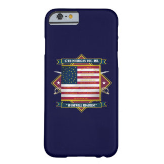 17th Michigan Volunteer Infantry iphone 6 Barely There iPhone 6 Case