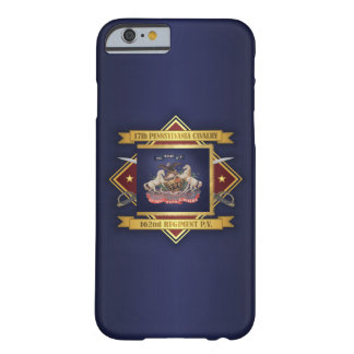 17th Pennsylvania Cavalry Barely There iPhone 6 Case