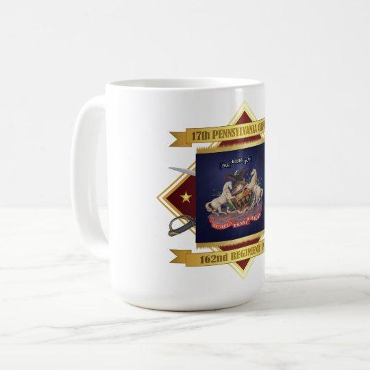 17th Pennsylvania Cavalry Coffee Mug