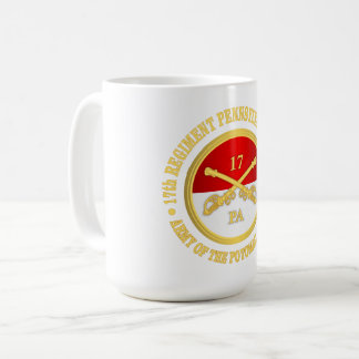 17th Pennsylvania Cavalry Coffee Mug