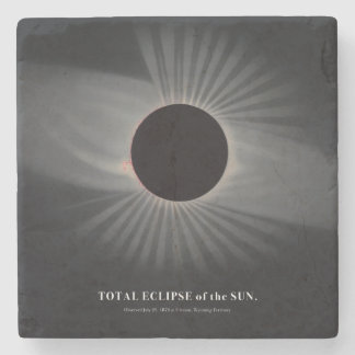 1800s Solar Eclipse Coaster