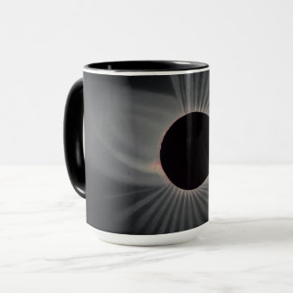 1800s Solar Eclipse Mug