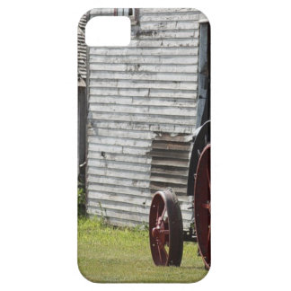 1800's Steam Tractor Barely There iPhone 5 Case