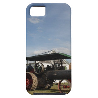 1800's Steam Tractor iPhone 5 Cases