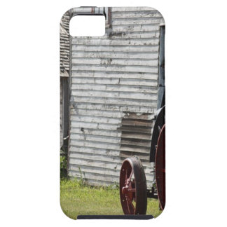 1800's Steam Tractor Tough iPhone 5 Case