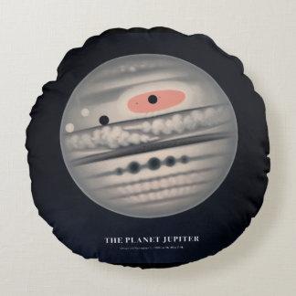 1800s View of Jupiter Pillow