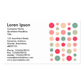 180115 - Colors 01 - on White Business Card
