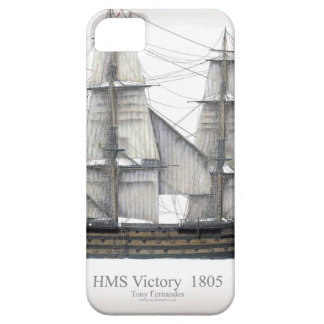 1805 Victory ship Case For The iPhone 5