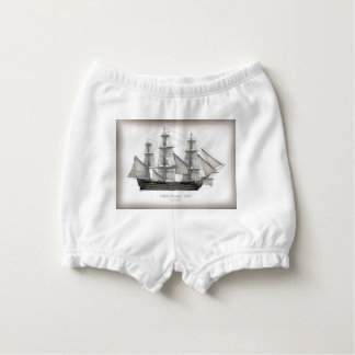 1805 Victory ship Nappy Cover