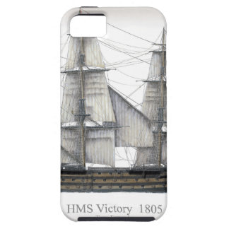 1805 Victory ship Tough iPhone 5 Case