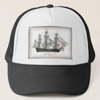 1805 Victory ship Trucker Hat