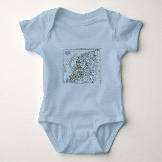 1806 Map - La Republique Batave Tshirt