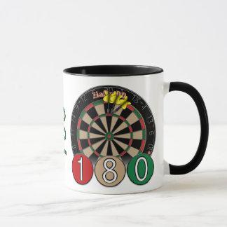 180 Dart coffee mug
