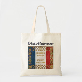 1812 French Flag Tote Bag