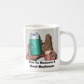 18162127, How To Measure A Morel Mushroom Coffee Mug