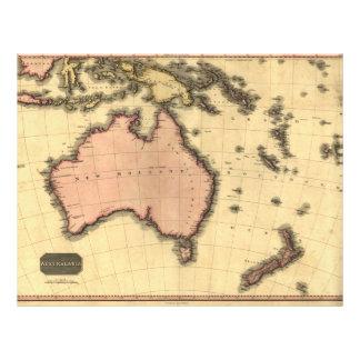 1818 Australasia  Map - Australia, New Zealand Custom Flyer