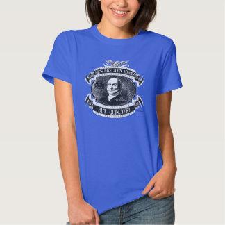 1824 John Quincy Adams Campaign Tee Shirt