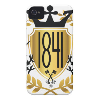 1841 Brand iPhone 4 Covers
