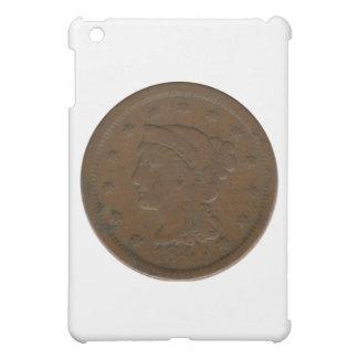 1849 Liberty Head Cent iPad Mini Cover