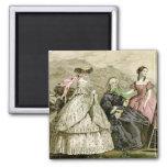 1859 Fashions Magnet