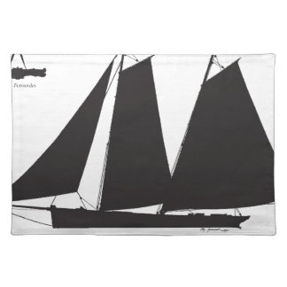 1864 Pilot Craft - tony fernandes Placemat