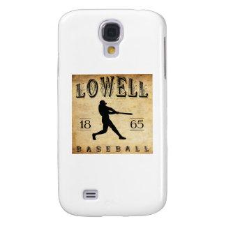 1865 Lowell Massachusetts Baseball Galaxy S4 Case