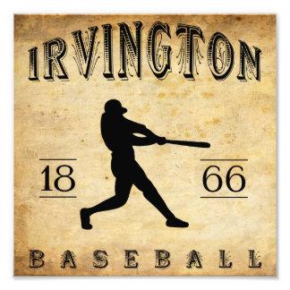 1866 Irvington New Jersey Baseball Photo