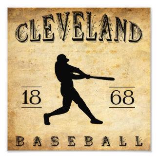 1868 Cleveland Ohio Baseball Photo Print
