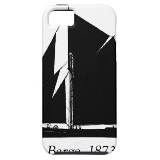 1873 Barge - tony fernandes iPhone 5 Cover