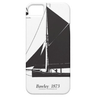 1873 Bawley - tony fernandes Case For The iPhone 5