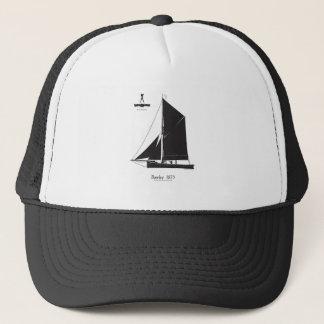1873 Bawley - tony fernandes Trucker Hat