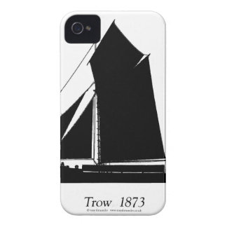1873 trow - tony fernandes Case-Mate iPhone 4 cases