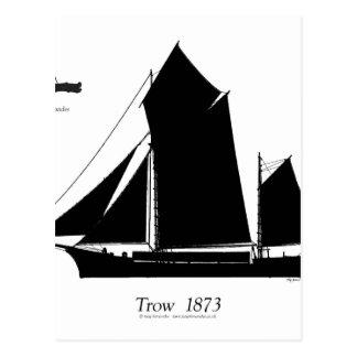 1873 trow - tony fernandes postcard