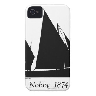 1874 Nobby - tony fernandes iPhone 4 Case-Mate Case