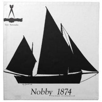 1874 Nobby - tony fernandes Napkin
