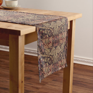 1876 Vintage William Morris Honeysuckle Short Table Runner