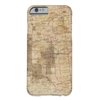 1878 Progress Map of The US Geographical Surveys 2 Barely There iPhone 6 Case